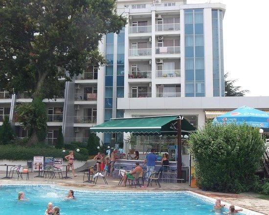 Bulgarien Hotel Green Park