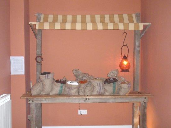 Museo de los Aromas: especias