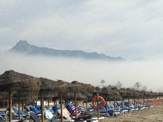 Globales Cortijo Blanco Hotel: the beach