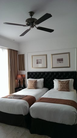The Colony Hotel Bali: Room no. 9