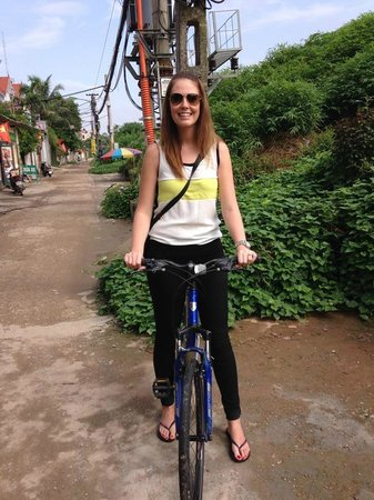 Wide Eyed Tours - Day Tours: The start of the Wide Eyed Bicycle Tour - Sept 2014