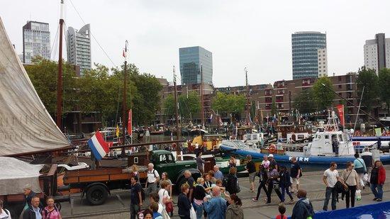 NH Atlanta Rotterdam: National Harbour Week