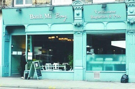 Photo of Asian Restaurant Banh Mi Bay at 4-6 Theobalds Road, London WC1X 8PN, United Kingdom