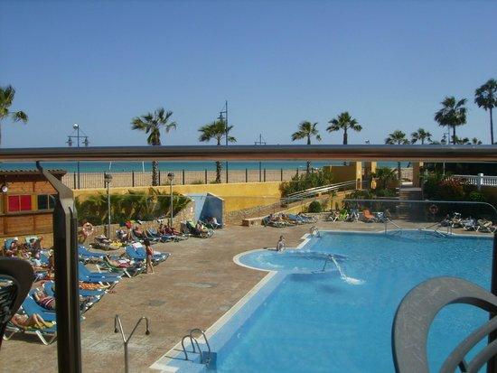 Gran Hotel Peñíscola: Piscina