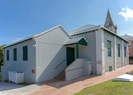 Warwick Parish, Bermuda: Cobb's Hill Methodist Church, Bermuda