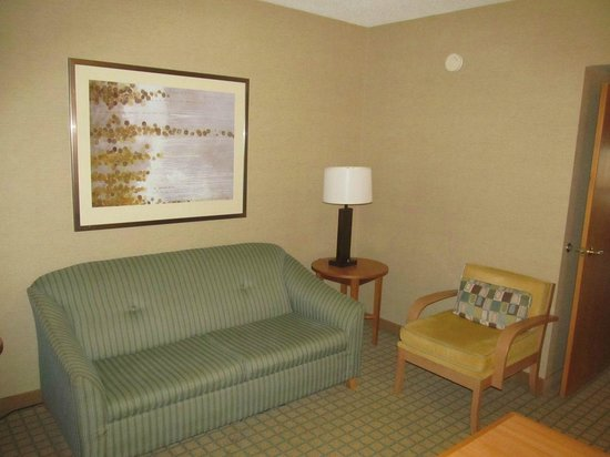 Embassy Suites by Hilton Chicago - O'Hare/Rosemont: Sitting area