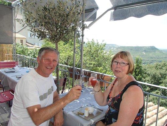 Champagne To Start Picture Of Restaurant Dan B La Table De Ventabren Ventabren Tripadvisor