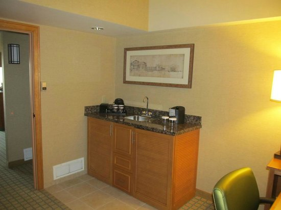 Embassy Suites by Hilton Chicago - O'Hare/Rosemont: Bar