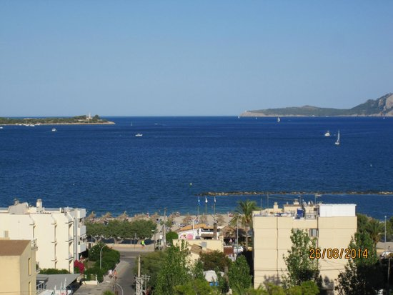 FERGUS Style Pollensa Park SPA: View from Room 803