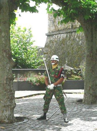 Forte de S. Bras: Forte Guard