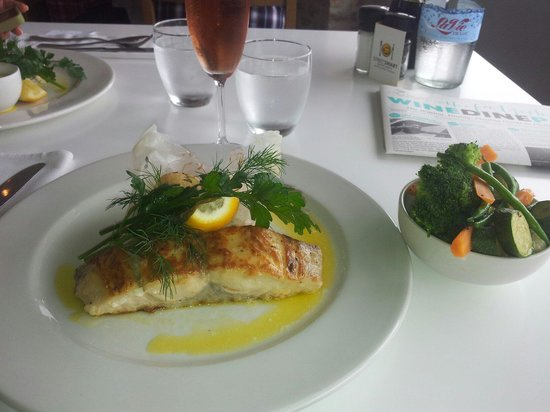 The Fat Fish : pesce