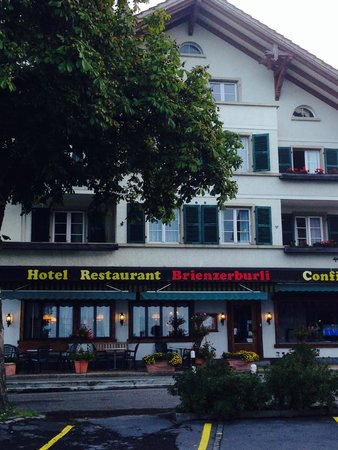 Hotel Brienzerburli And Lowen
