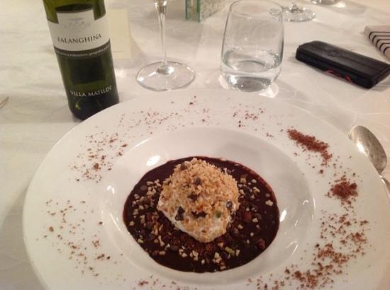 dessert au chocolat picture of grand hotel s naples tripadvisor