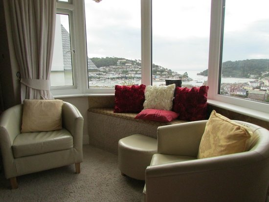 Mounthaven Guest House: Panoramic View