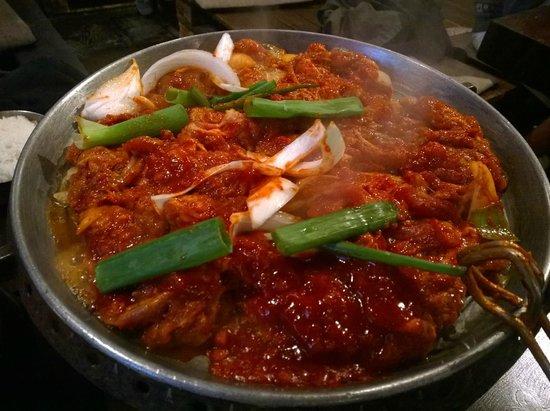 Kimchi Princess: Pork BBQ