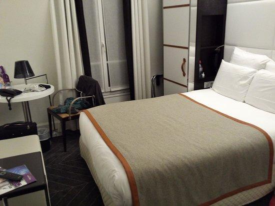 Mercure Paris Saint Lazare Monceau : Nice and clean