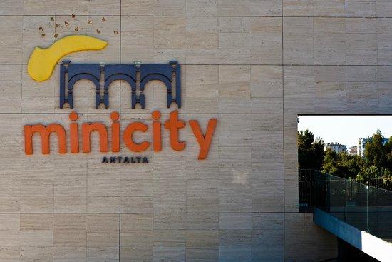 MiniCity Antalya: выход из Minicity