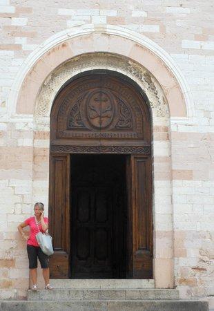 Chiesa di Sant'Andrea : portale