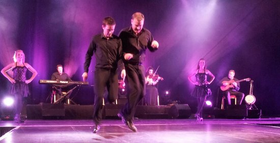 Celtic Steps The Show Killarney: Great show