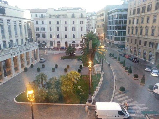 Lirico Hotel: Room View