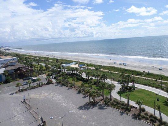 Bay View on the Boardwalk : Right on the Boardwalk, Ocean View.