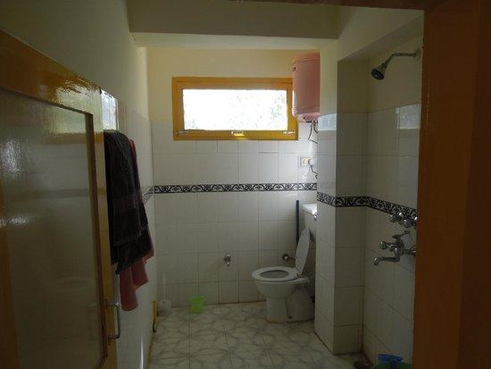 Hotel Deyzor: Bathroom