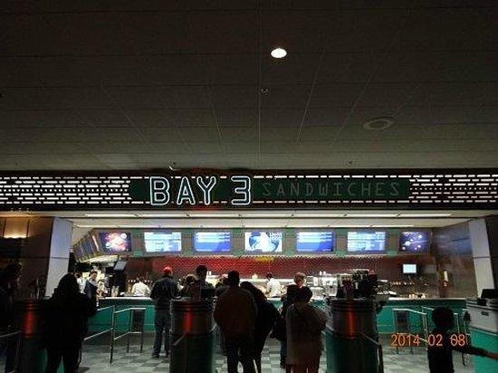 Cosmic Ray's Starlight Cafe : サンドウィッチ専門