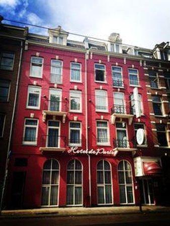 Hotel de Paris Amsterdam : exterior