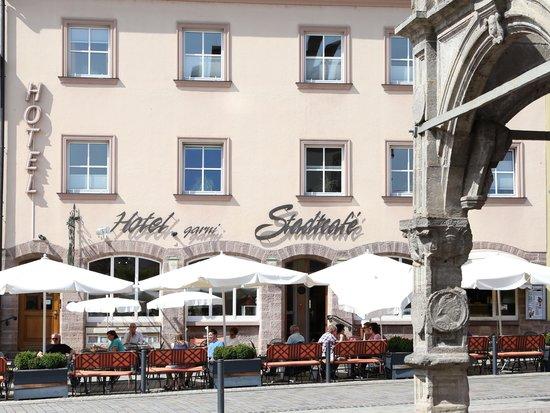 Stadtcafe Hotel