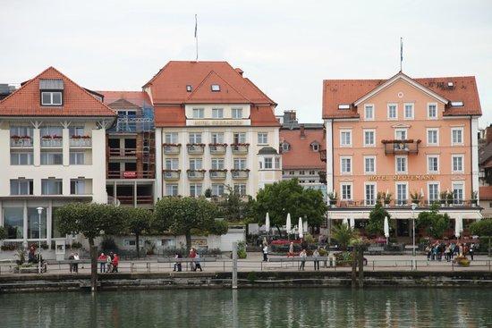 Hotel Reutemann und Seegarten: Hotel Seegarten