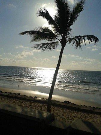 Ondamar Hotel: Praia de Boa Viagem ao amanhacer