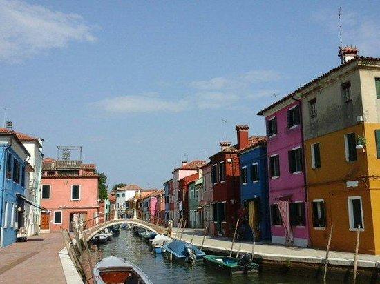 Venice Lagoon: Burano