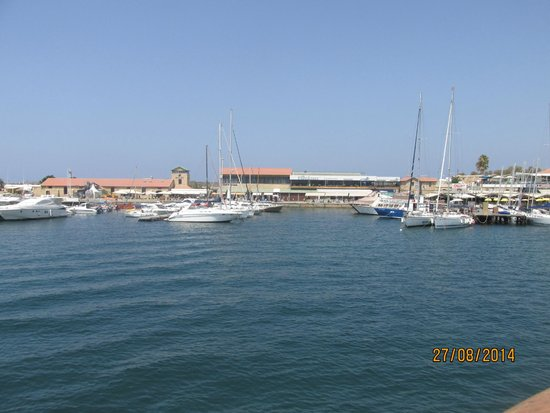 Eleni Holiday Village: Harbour