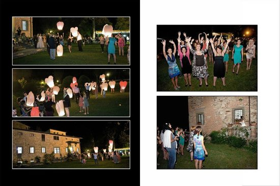 Villa Medicea Lo Sprocco : Divertimento a Villa lo Sprocco