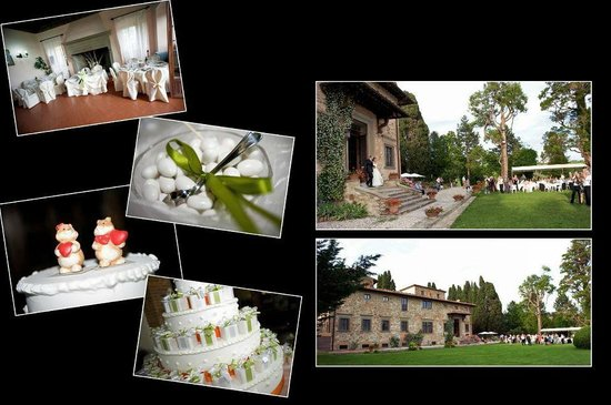 Villa Medicea Lo Sprocco : matrimonio a Villa lo Sprocco