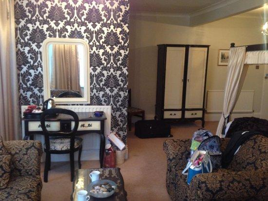 Stags Head: Windermere suite