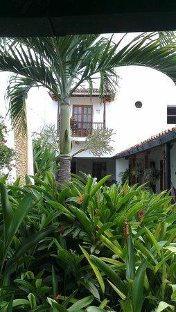 Bioma Boutique Hotel Mompox: Patio central