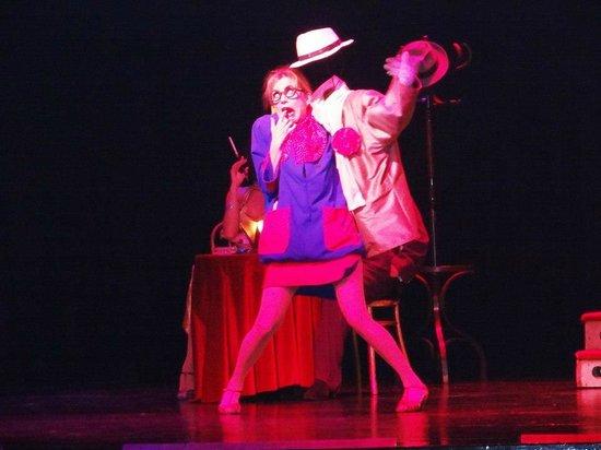 Tango Porteno: Show