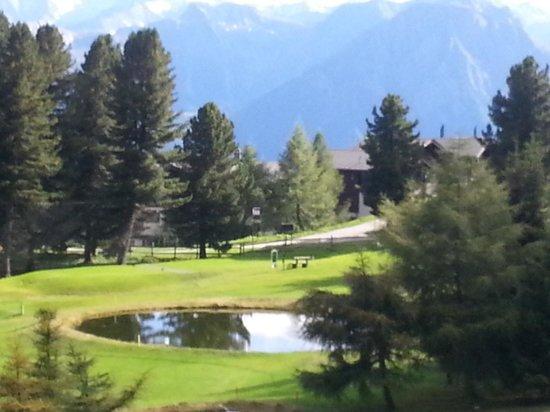 Golfplatz Riederalp 9 Loch, Par 30
