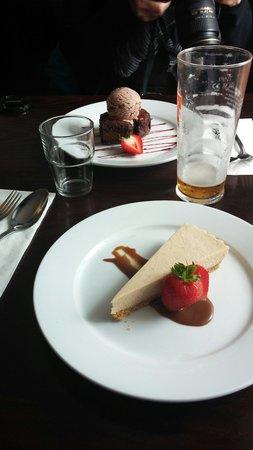Arch Inn Restaurant: Dessert