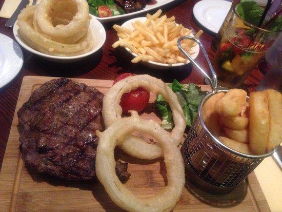 Hyltons: Steak