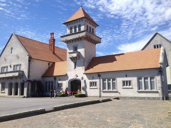 Boa Vista Palace: Vista Frontal