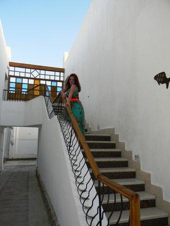 Menaville Resort : на второй этаж