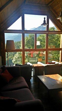 La Ferme De Soulan: Astonishing views