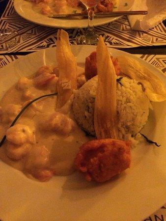 Restaurante Wanchako : Belissima Gastronomia!!