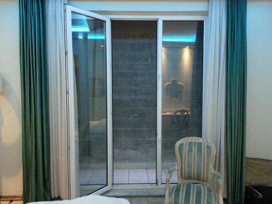 Elegance Residence: Zimmeraussicht in der 1. Etage
