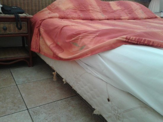 Karibea Resort Sainte Luce Amyris: SOMMIER