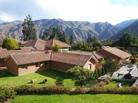 Casa Andina Private Collection Valle Sagrado : Vista da sacada do quarto