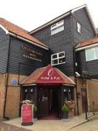 Photo of The Oysterfleet Hotel Canvey Island