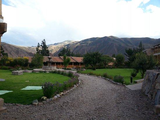Casa Andina Private Collection Valle Sagrado : Vista da área